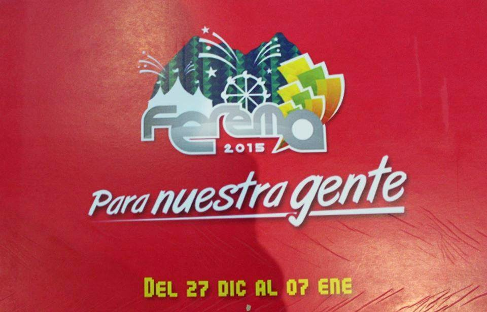 feria matehuala 2015 ferem 2015