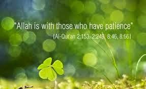 Syaukur dan sabar dalam kehidupanmu