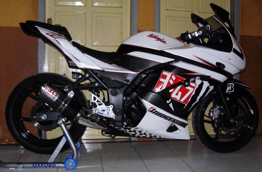 variasi motor sport ninja