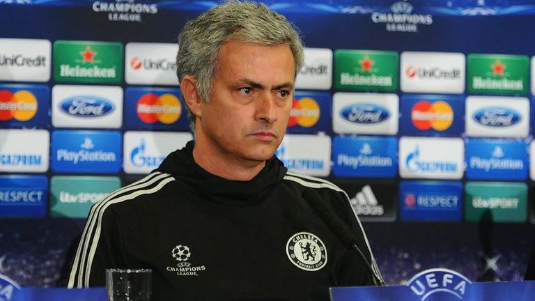 Jose Mourinho Bantah Anggapan Tentang Hasil Imbang PSGvsChelsea