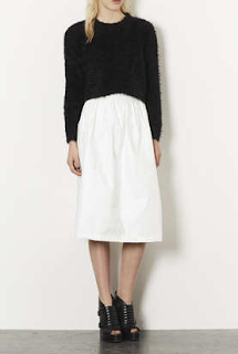 Midi Skirt @Chai Cammy