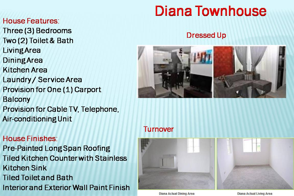 lancaster rent to own townhouse diana model