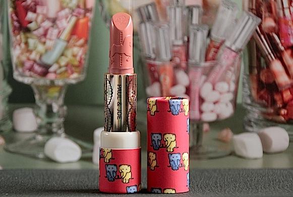 paul&joe collection printemps 2013 carousel rouge à lèvres imprimés elephants 078 avis