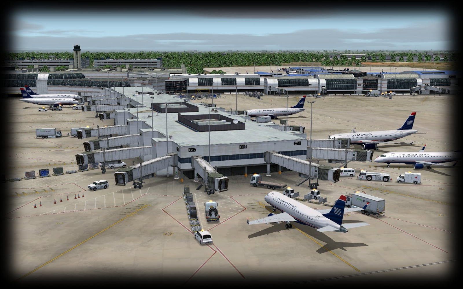 ImagineSim KCLT and KSJC updates « simFlight