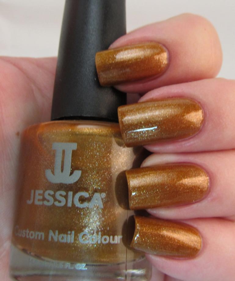 Set in Lacquer: Jessica