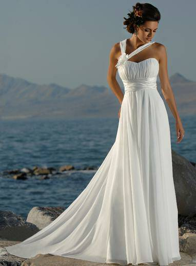 Greek style wedding dresses enter your blog name here for Greek goddess style wedding dresses