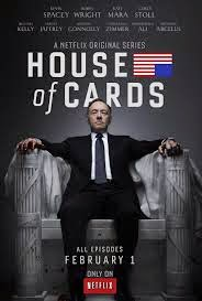 House of Cards promotional poster
