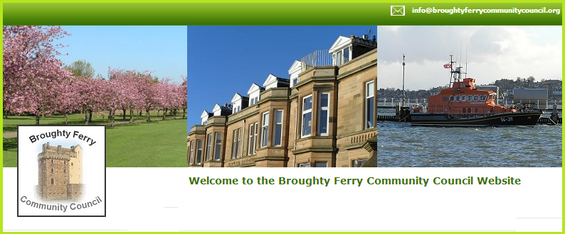Broughty Ferry Community Council New Website February 2014