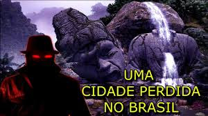 Cidade perdida no Brasil
