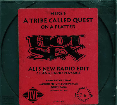 A Tribe Called Quest – Hot Sex (Ali's Radio Edit) (CDS) (1992) (320 kbps)