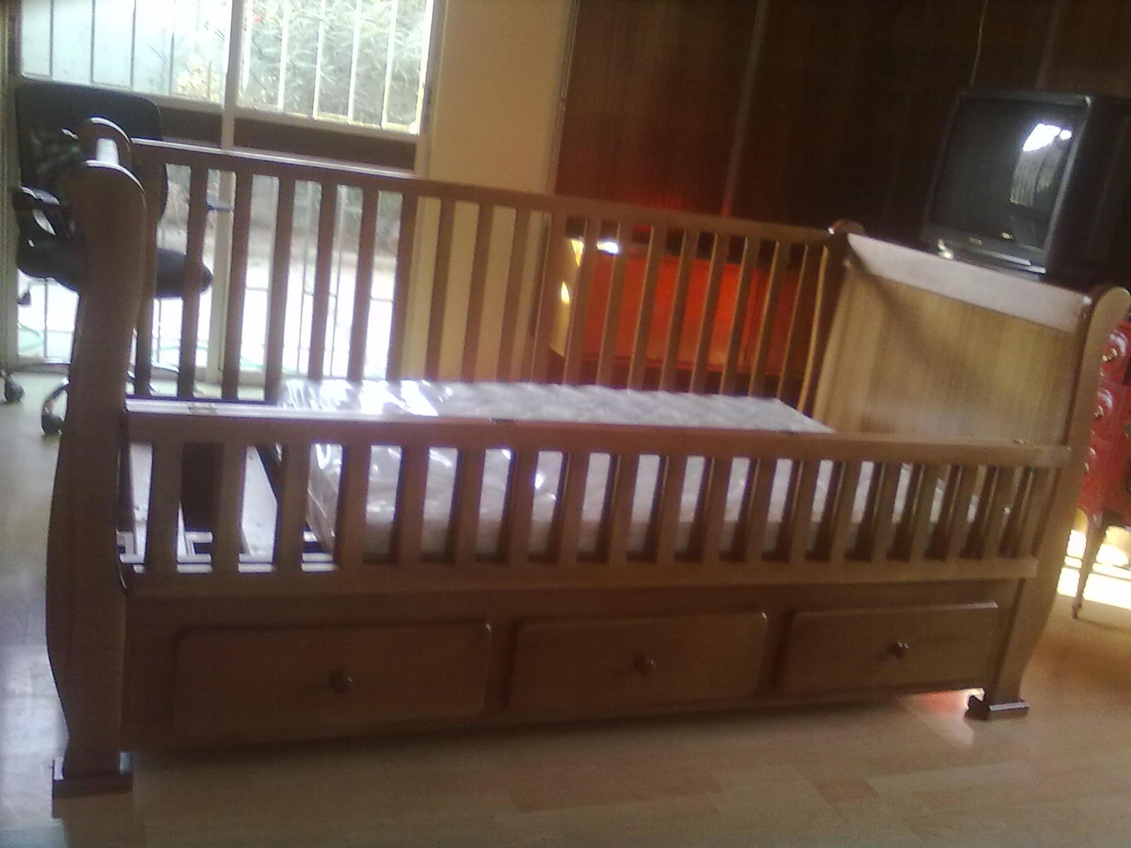 Muebles kotue cama cuna corral 1 plaza for Camas de 1 plaza baratas