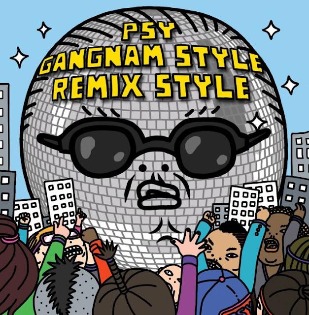 Psy Gangnam Style Remix Ver