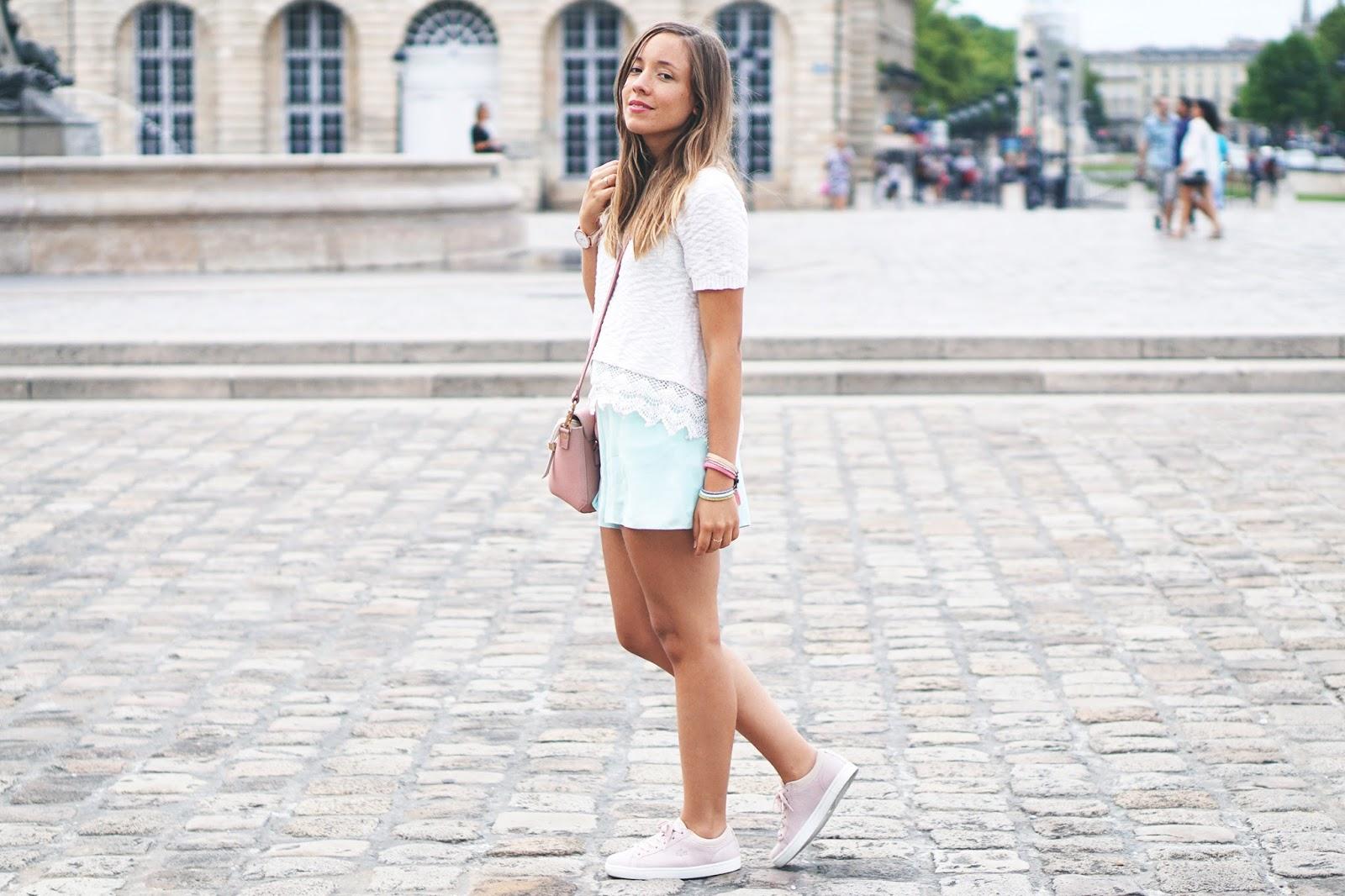 Blogueuse mode bordeaux place de la bourse