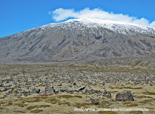Volcán Snaefellsjokull viaje al centro de la Tierra