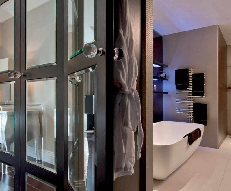 Diseño de interiores & arquitectura: viviendo con glamour ...