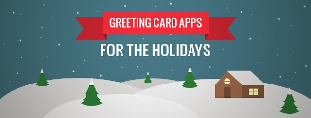5 Best Apps To Design Greeting Cards For The Holidays