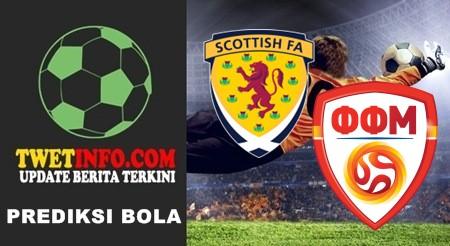 Prediksi Scotland U17 vs FYR Macedonia U17