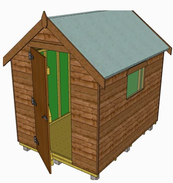 Find Cheap  Garden Shed Plans