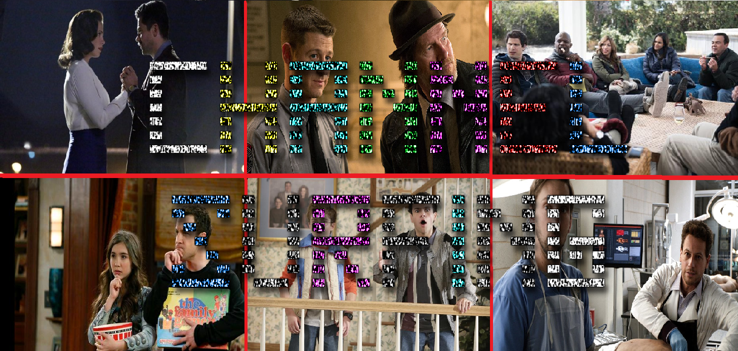 Review of Goldbergs, Forever, Brooklyn Nine-Nine, Gotham and more