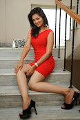Aswini photo shoot in Red-thumbnail-11
