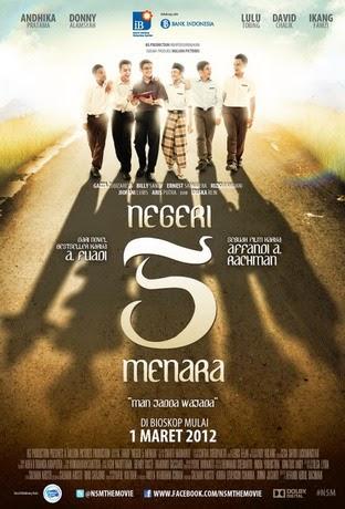 Negeri 5 Menara (2012)