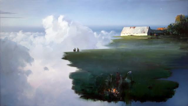 Poul Anker Bech: Sommernat (2004)