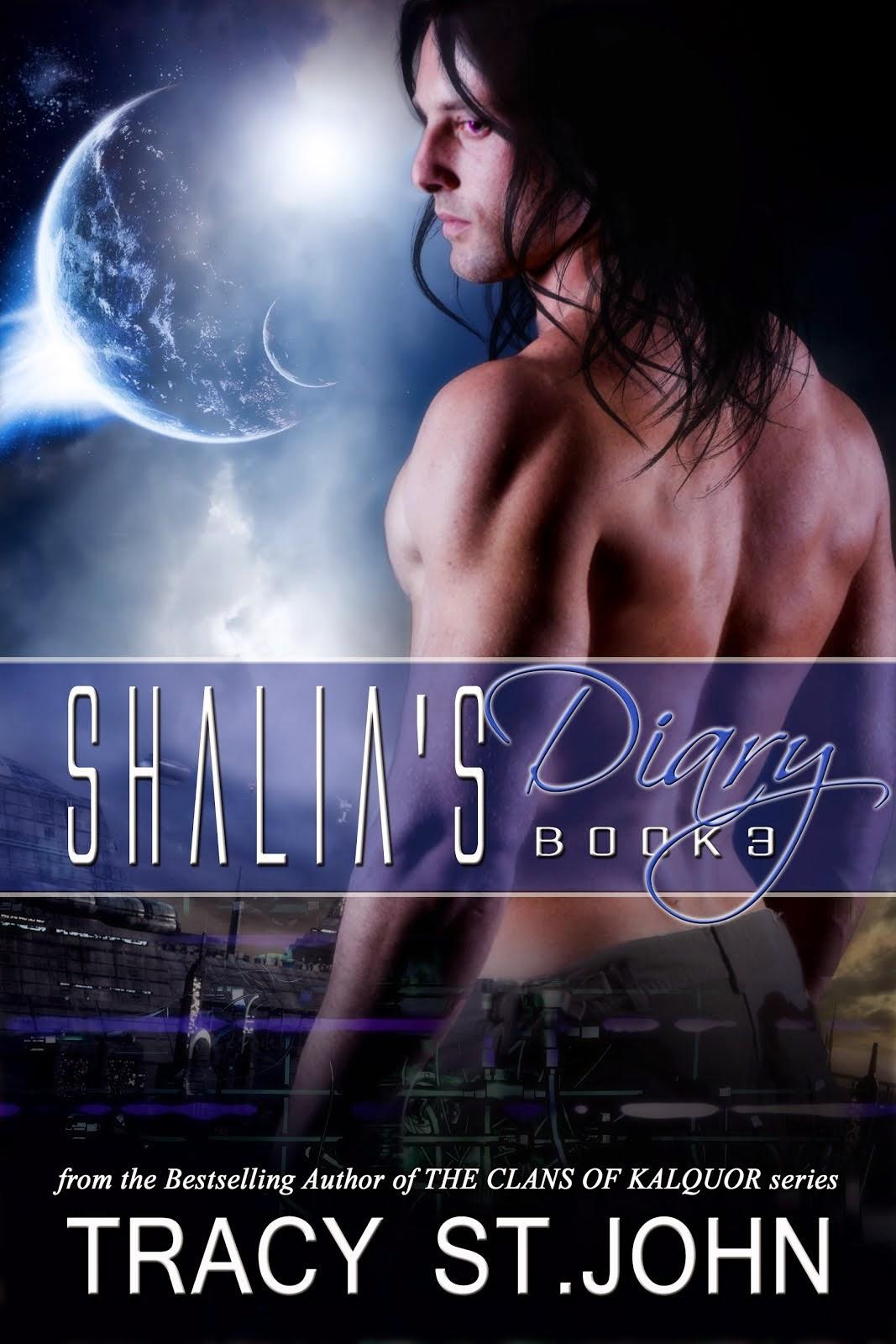 Shalia's Diary Book 3
