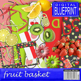 Citrus: Fruit Basket