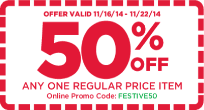 G street fabrics printable coupon