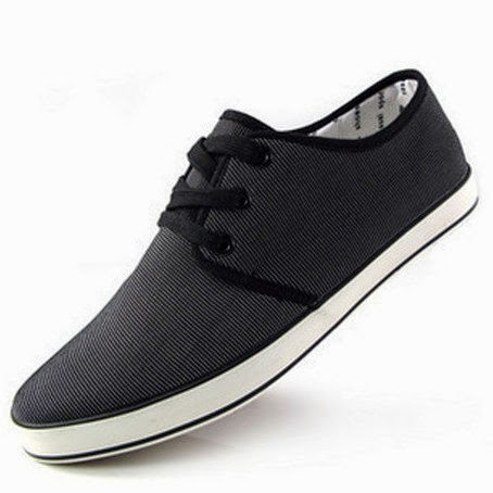 Mens Leather Casual Shoes Sneakers