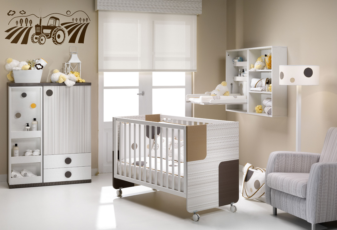 Preparando la habitaci n ros de tu beb - La habitacion de mi bebe ...