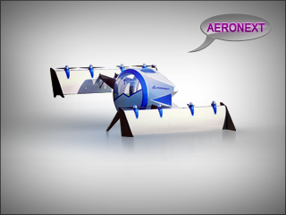 Aeronext Flying Gondola Next Mobility