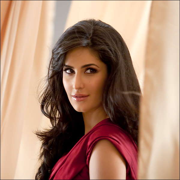 Katrina Kaif in Red Colour