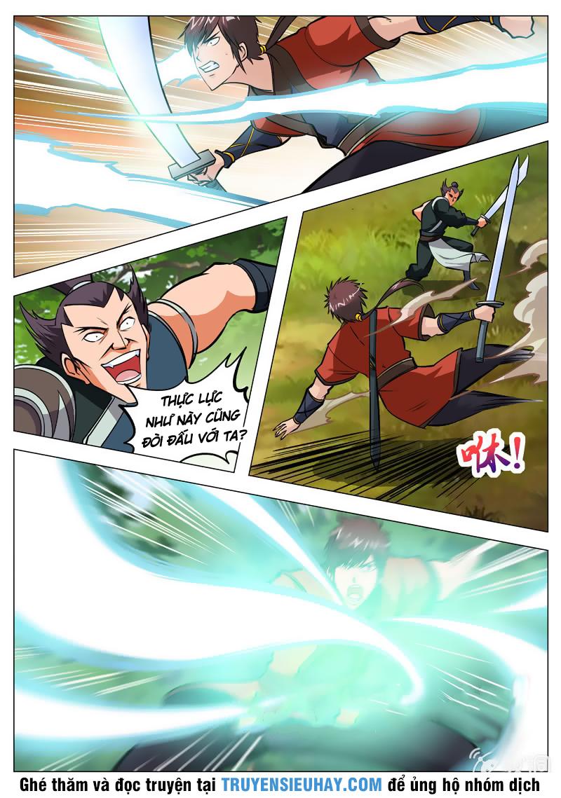Đại Kiếm Thần chap 141 - Trang 15