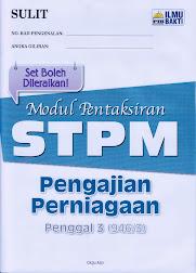 MODUL PENTAKSIRAN PP PENGGAL 3