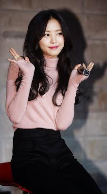 Naeun Apink LUV Live