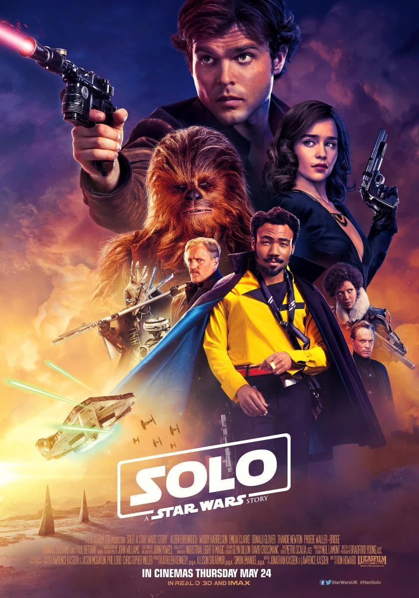Solo: Una Historia de Star Wars 2018 Dual  BRRip 1080 4 GB