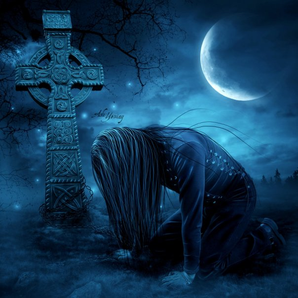 Gothic & Dark Wallpapers - Download Free Dark Gothic Backgrounds: Spectacular Gothic Love Wallpapers