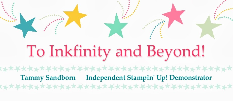 To INKfinity and Beyond! - Paper Crafting Inspiration