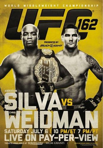 UFC 162: Silva vs. Weidman HDTV RMVB