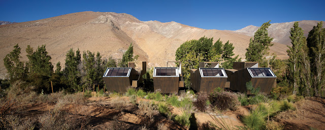 Unique 10-Years-Old Elqui Domos Astronomical Hotel in Chile - Inspiring Modern Home