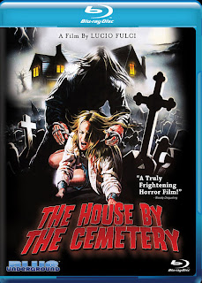 The House by the Cemetery (1981) (Blue Underground Blu-Ray Review)