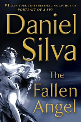 cover of The Fallen Angel by Daniel Silva