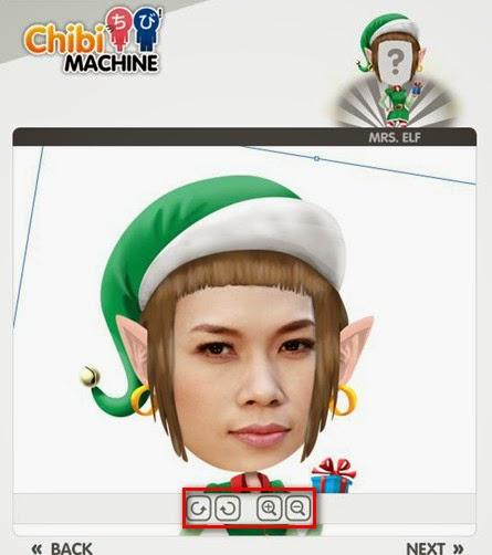Tạo ảnh chibi online bằng Chibimachine