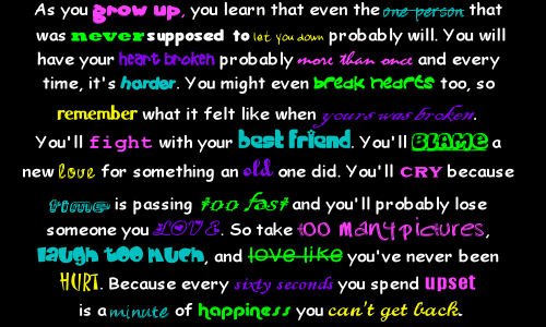 in life quotes