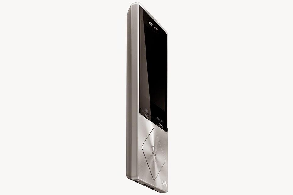 Máy nghe nhạc Sony Walkman A10