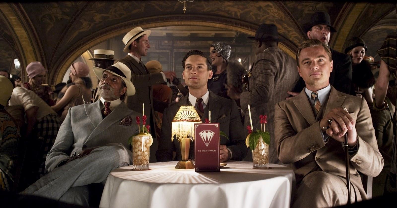 Amitabh Bachchan, Tobey Maguire and Leonardo DiCaprio