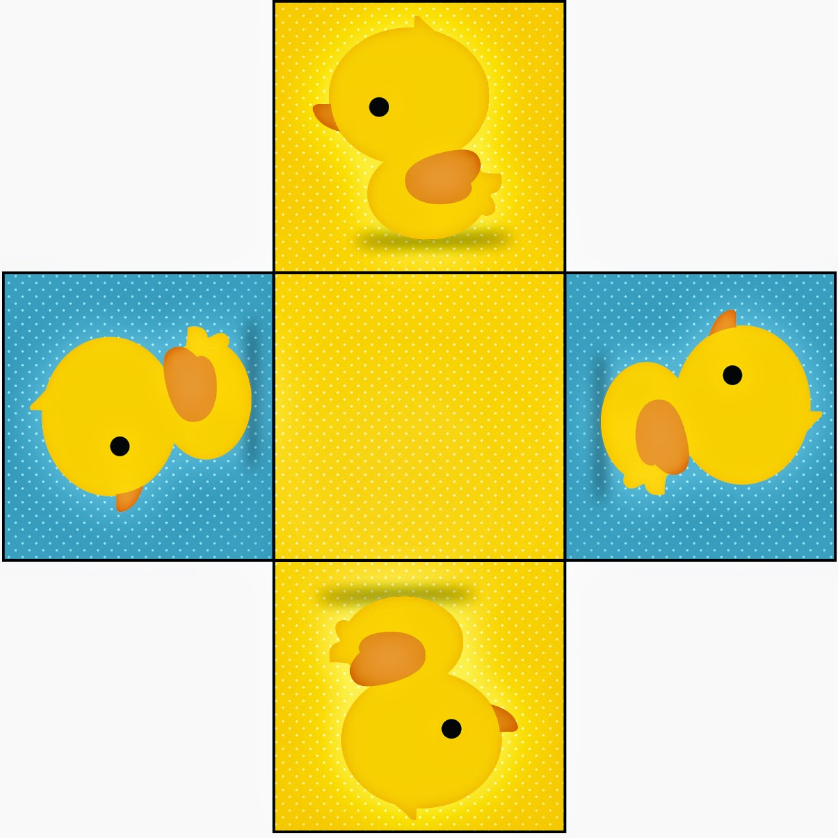 It's just a picture of Resource Rubber Duck Printable