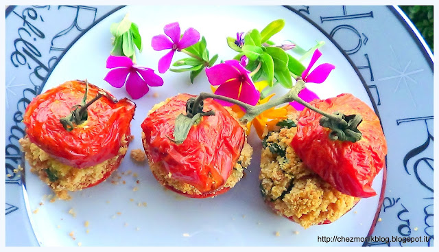 pomodori gratin (contorno) menu brillante2