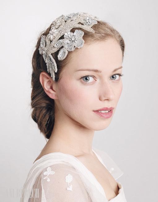 ANI BÜRECH 2015, la nueva colección de tocados para novia